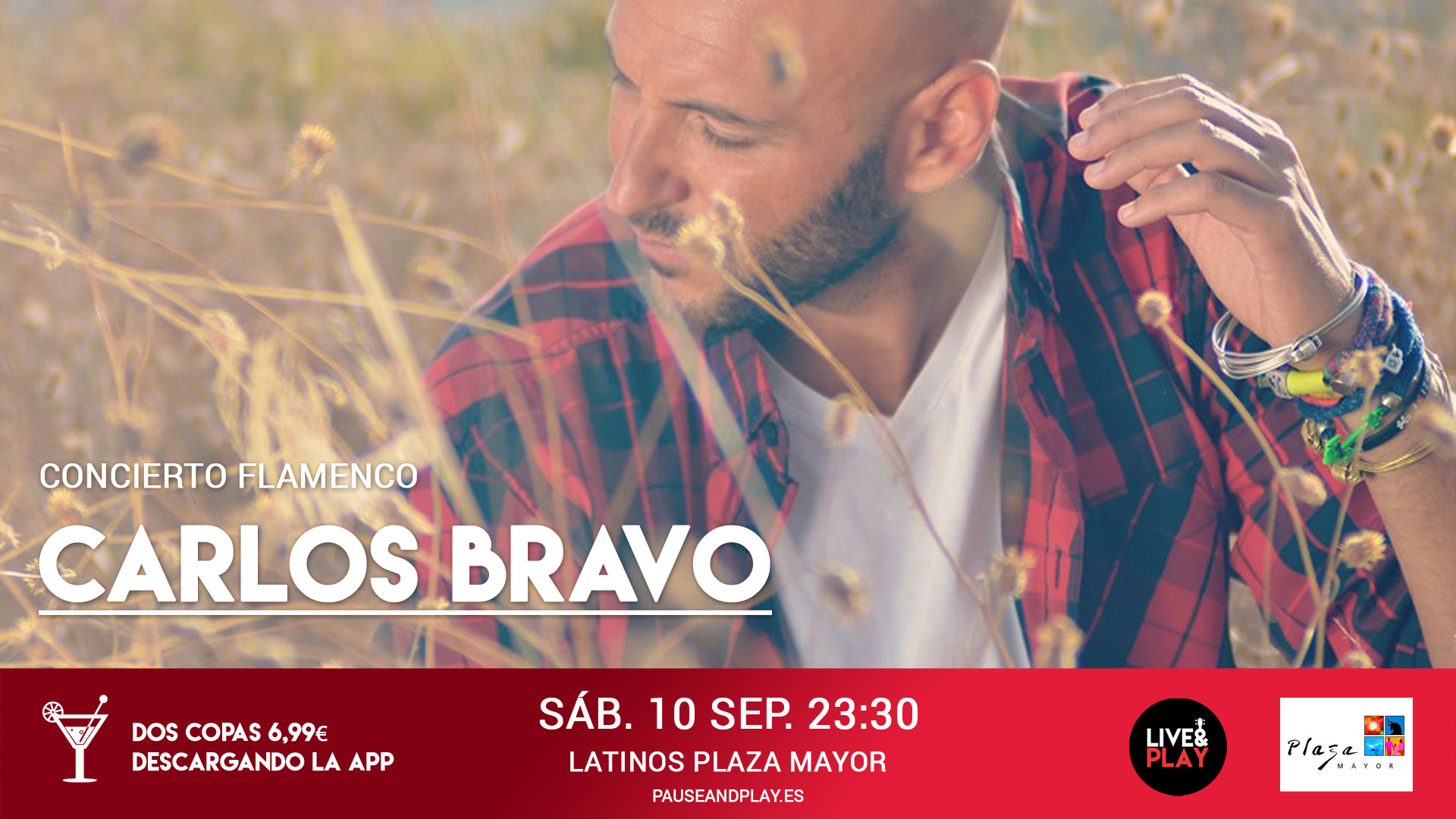 LATINOS PLAZA MAYOR