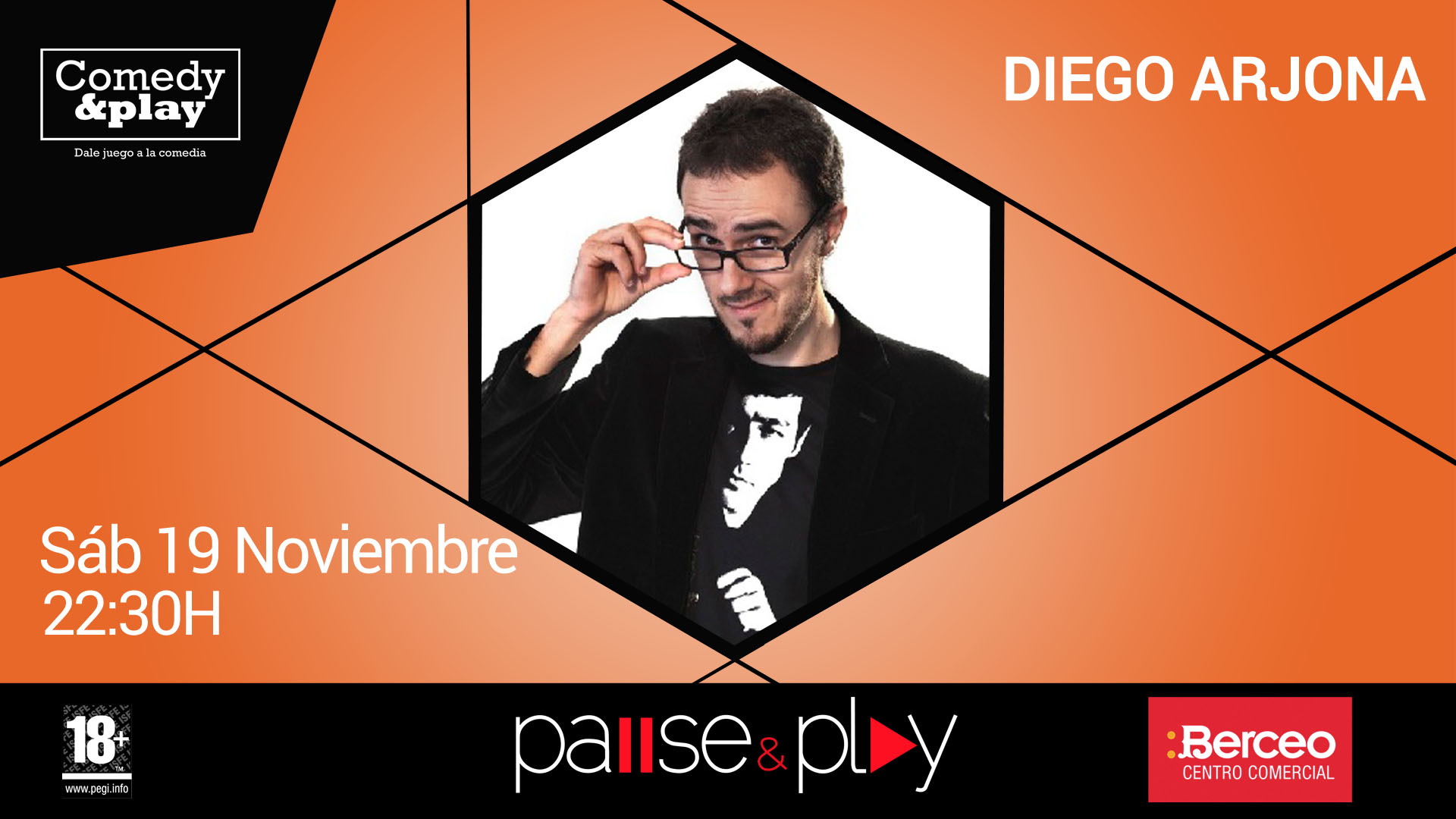 PAUSE&PLAY BERCEO