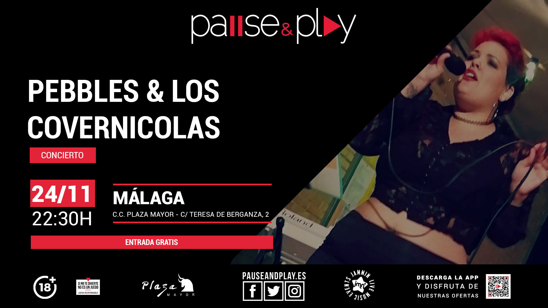 PAUSE&PLAY PLAZA MAYOR